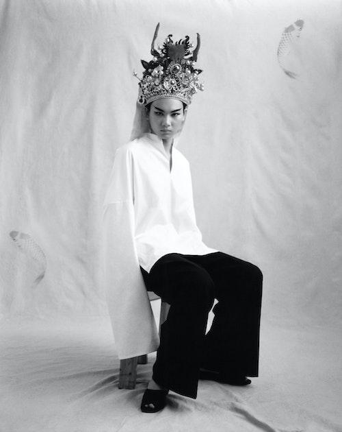 Sixteen Journal, Stylist Audrey Hu