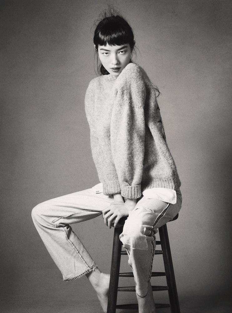 Personal, Model: Fei Fei Sun.