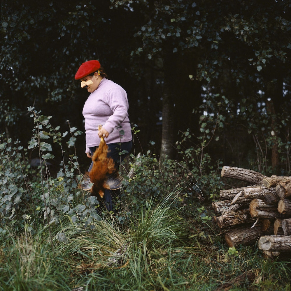 <i>Chicken Thief, 2002</i>, The Adventures of Guille and Belinda and The Enigmatic Meaning of Their Dreams I