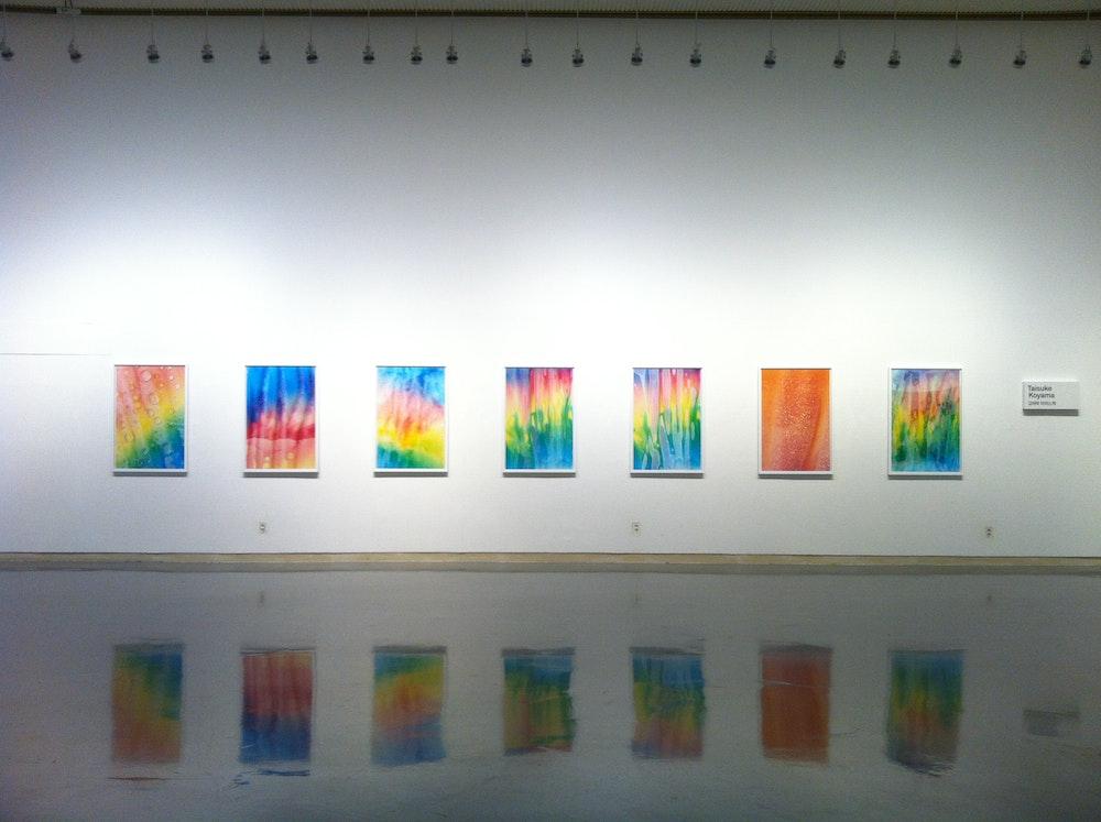 <i>Photography Is Magic!</i> installation (Taisuke Koyama), Daegu Photo Biennale 2012, S Korea