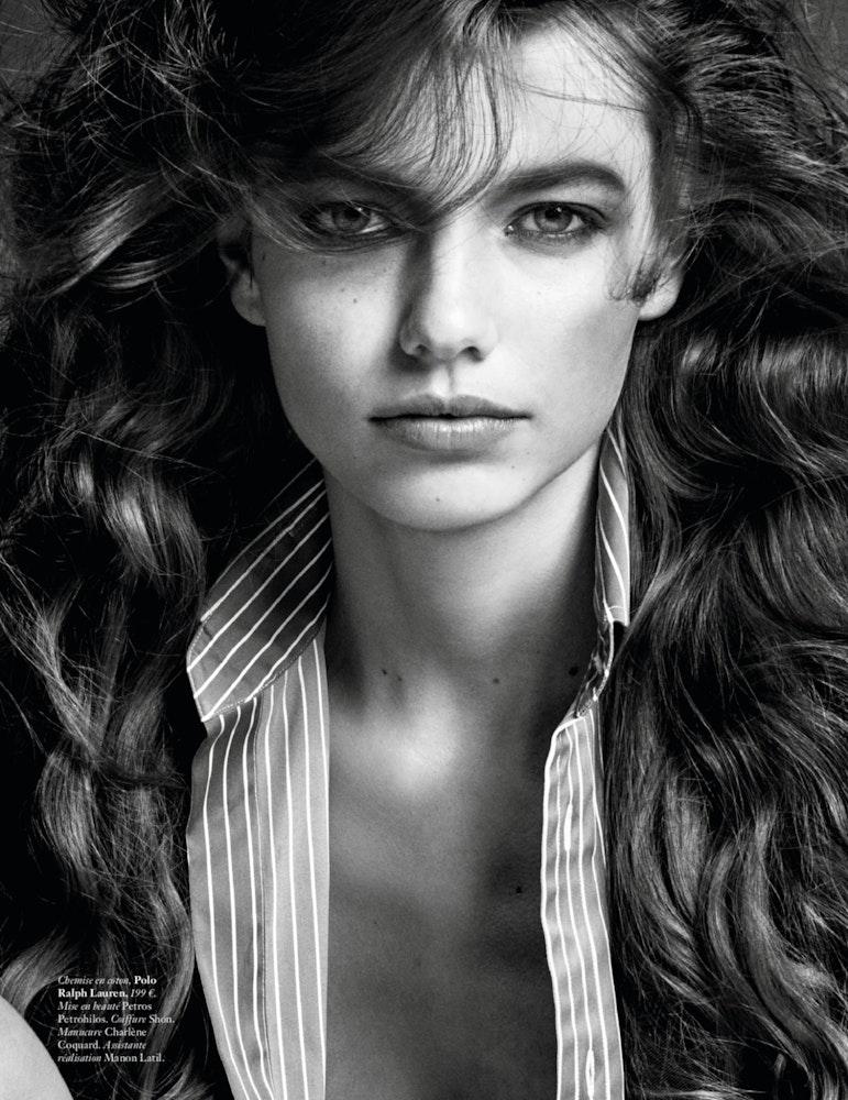 Vogue Paris, Stylist: Geraldine Saglio.