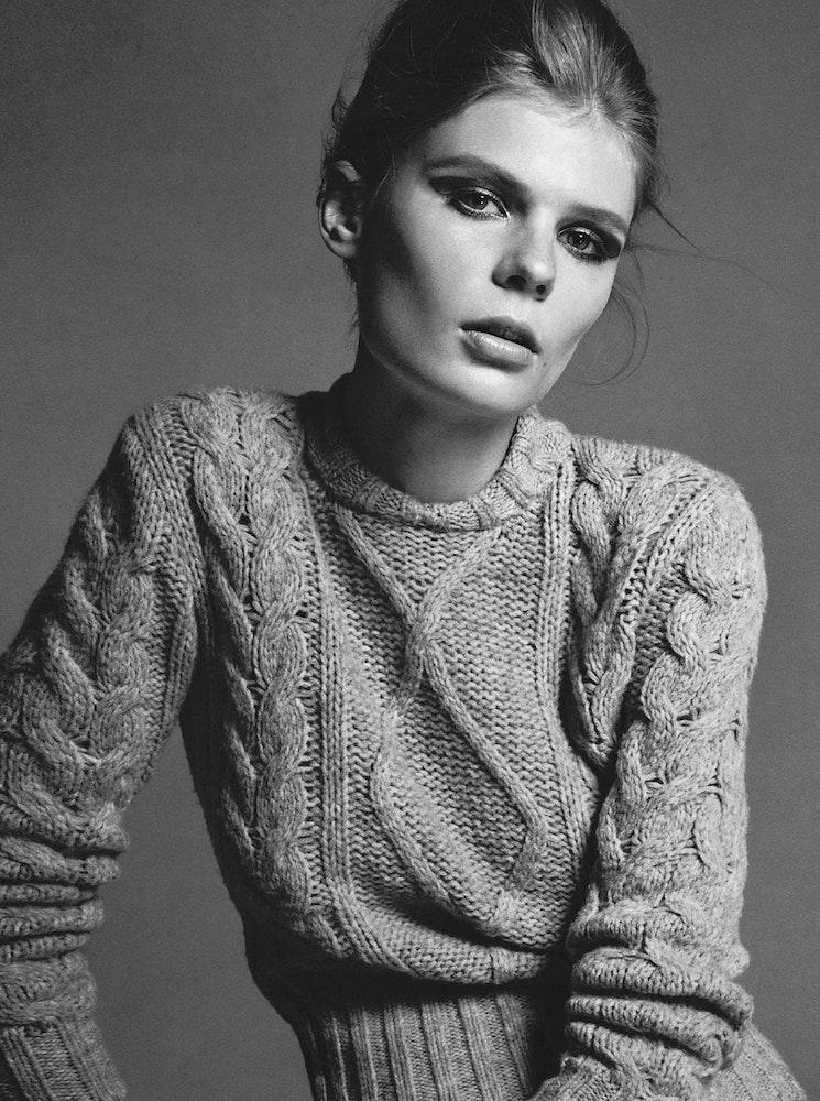 Vogue Italia, Stylist: Alex White.