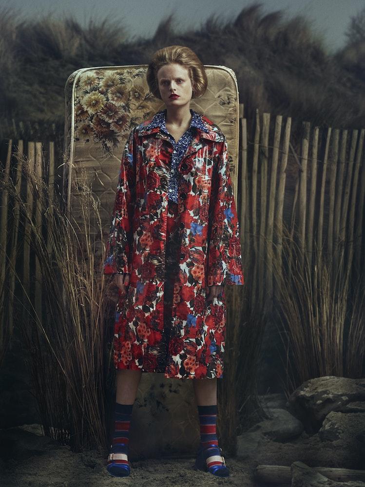 "Vogue Italia ""Miu Miu"" Special, Stylist: Patti Wilson."