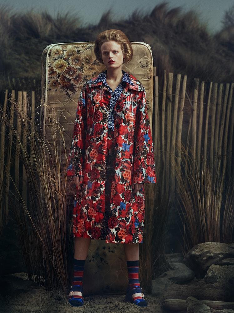 Vogue Italia, Stylist: Patti Wilson.