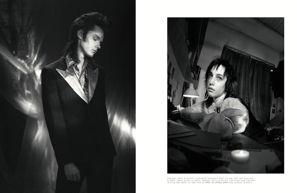 Another Magazine SS21, Styling: Ellie Grace Cummings