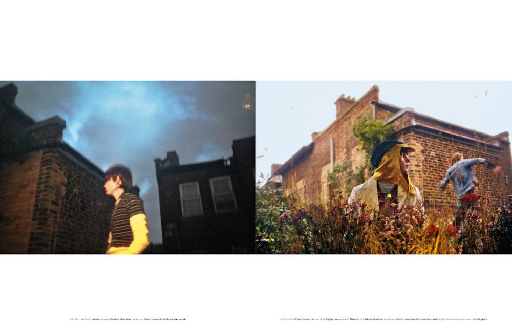 L'Uomo Vogue, Styling: Agata Belcen
