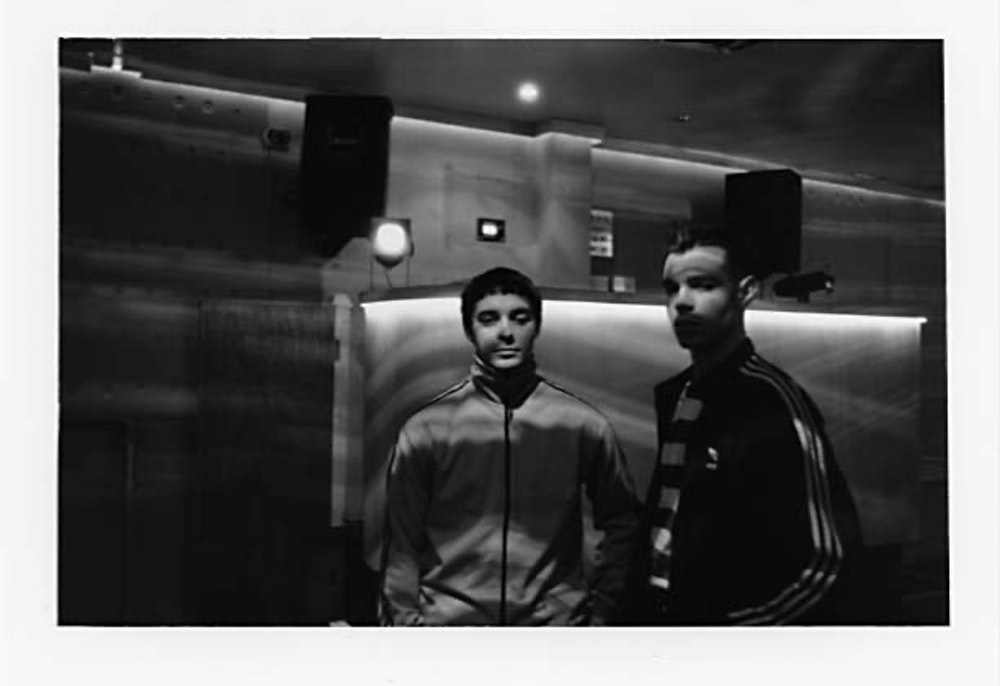 Arena Homme Plus, Liverpool. 2003