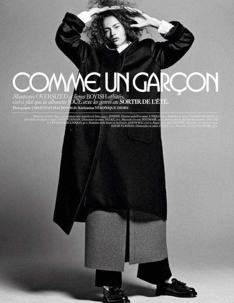 Vogue Paris, Stylist: Venonique Didry.
