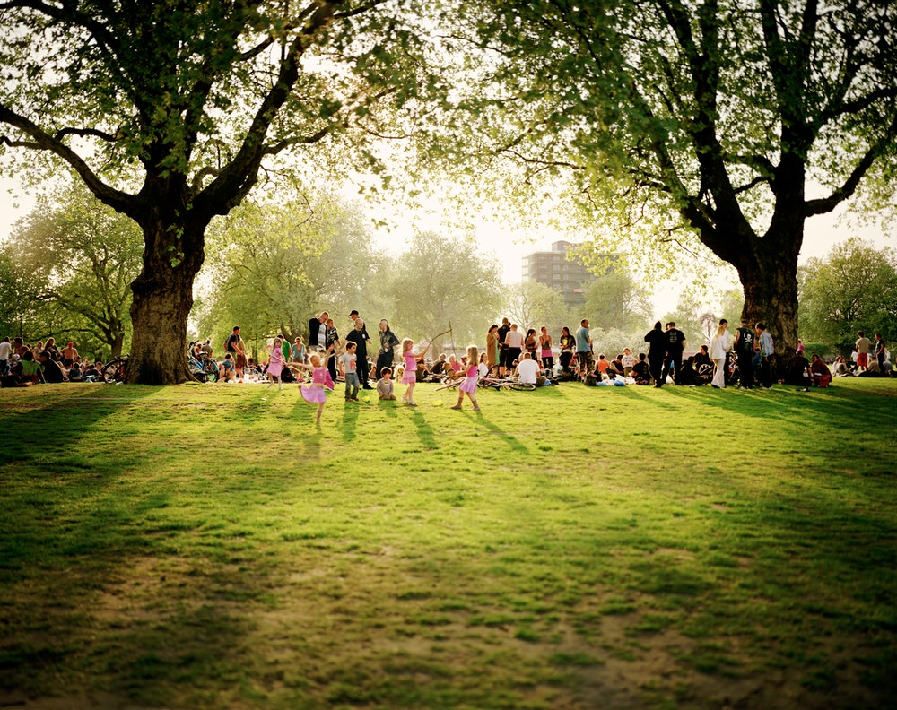 Fairies, London Fields, 2006, Double Dactyl