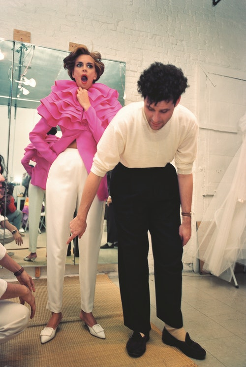 The Isaac Mizrahi Pictures, New York City 1989-1993