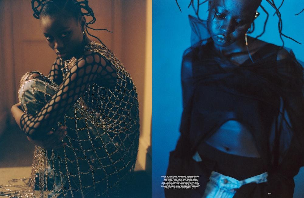 Dazed & Confused Spring 2021, Styling: Raphael Hirsch