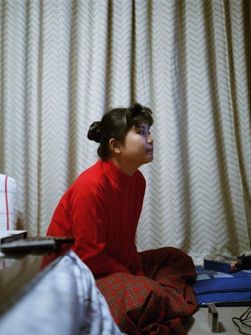 <i>Hiromi, Tokyo, 1992,</i> Television Portraits (1986-94)