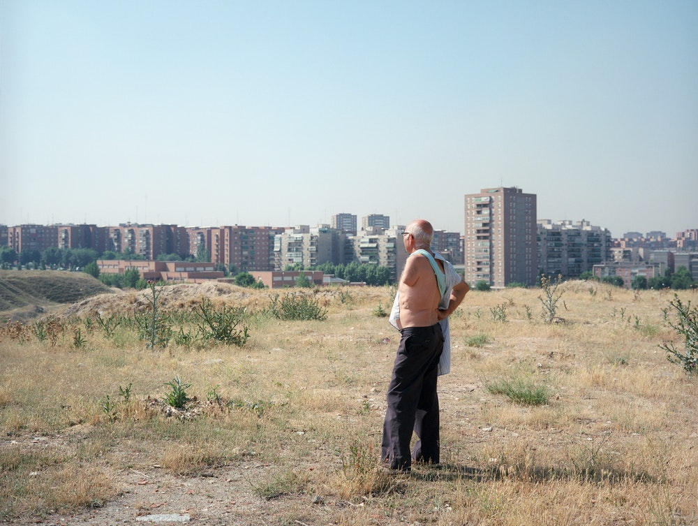 <i>one armed man</i>, New Europe (1986-92)