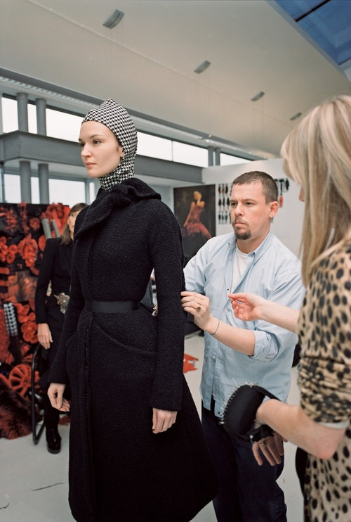 Alexander McQueen: Working Process (2008-09)