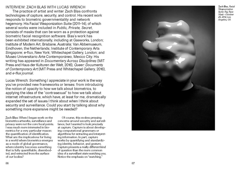 <i>Public, Private, Secret: On Photography and the Configuration of Self </i>(2018)