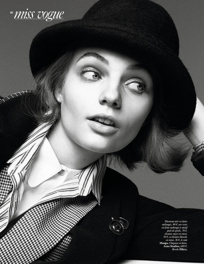 Vogue Paris, Stylist: Veronique Didry.