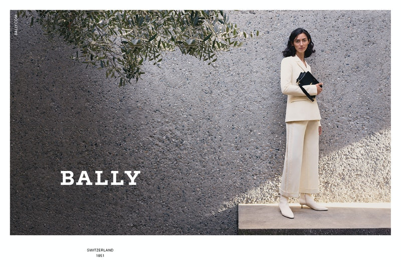 Cover image for project titled Zoë Ghertner for Bally S/S 2020