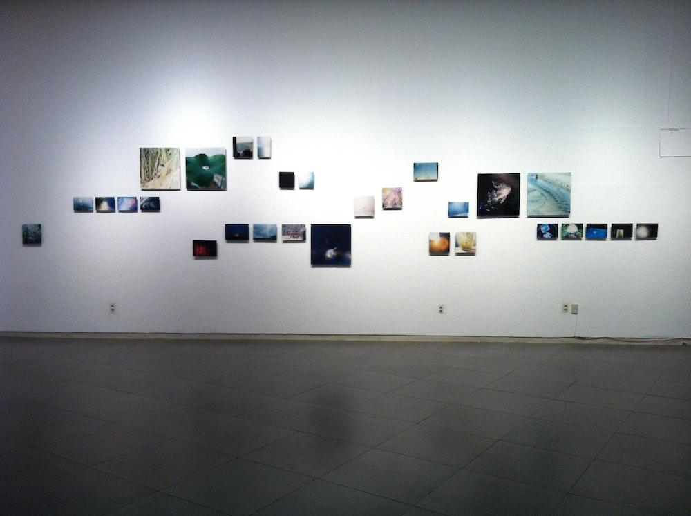 <i>Photography Is Magic! </i>installation (Rinko Kawauchi), Daegu Photo Biennale 2012, S Korea