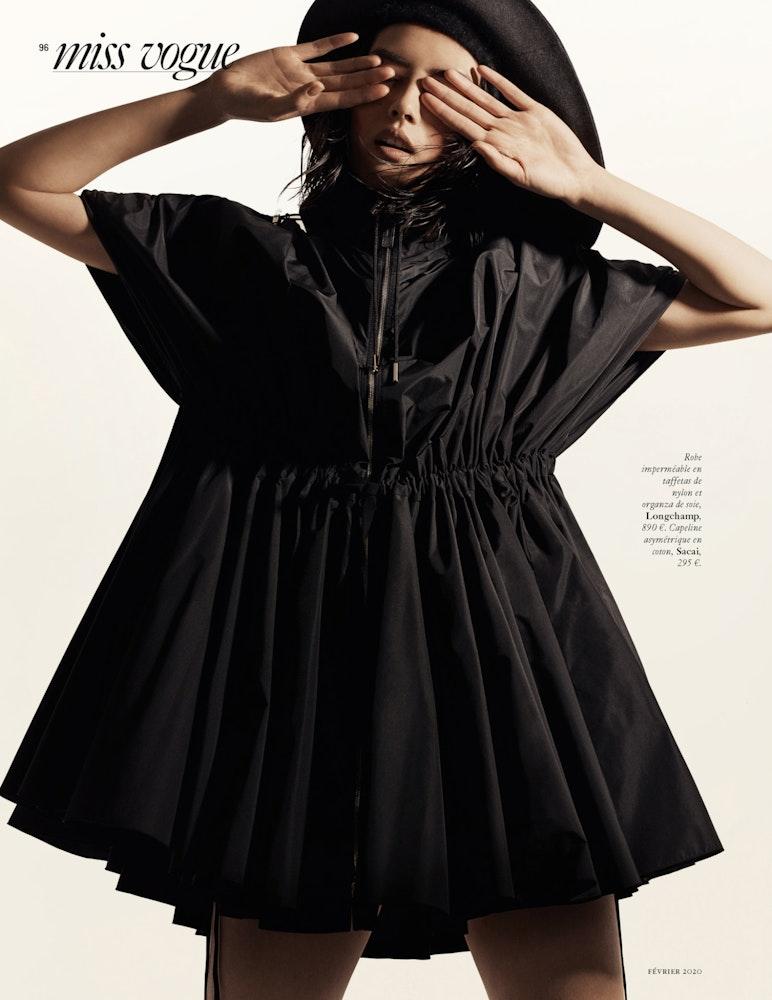 Vogue Paris, Stylist: Virginie Benarroch.