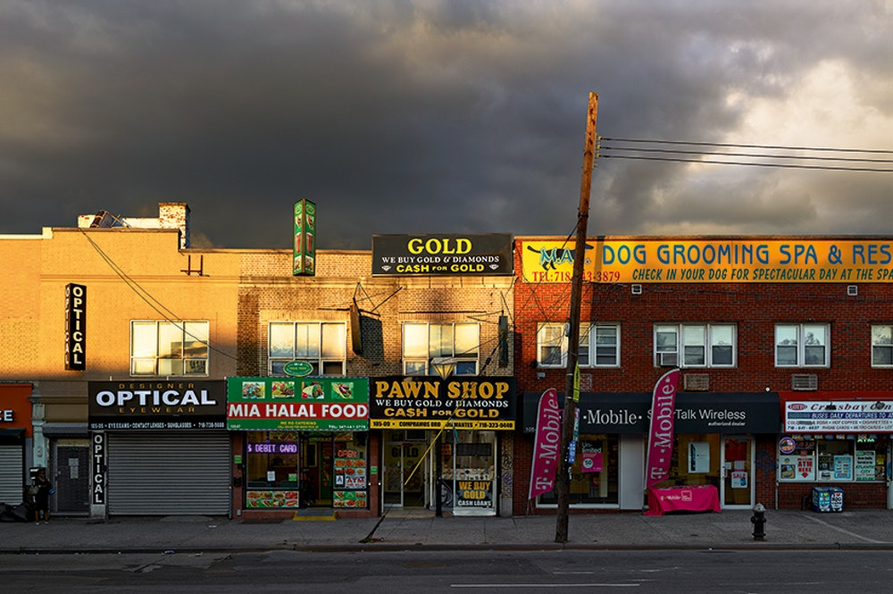 <i>Pawn Shop, Ozone Park, New York, 2013</i>, Does Yellow Run Forever? (2011-14)