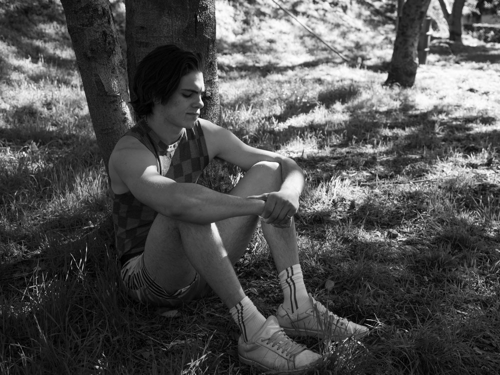 Dakota Lindvall. Photographer Guanchen Liu.
