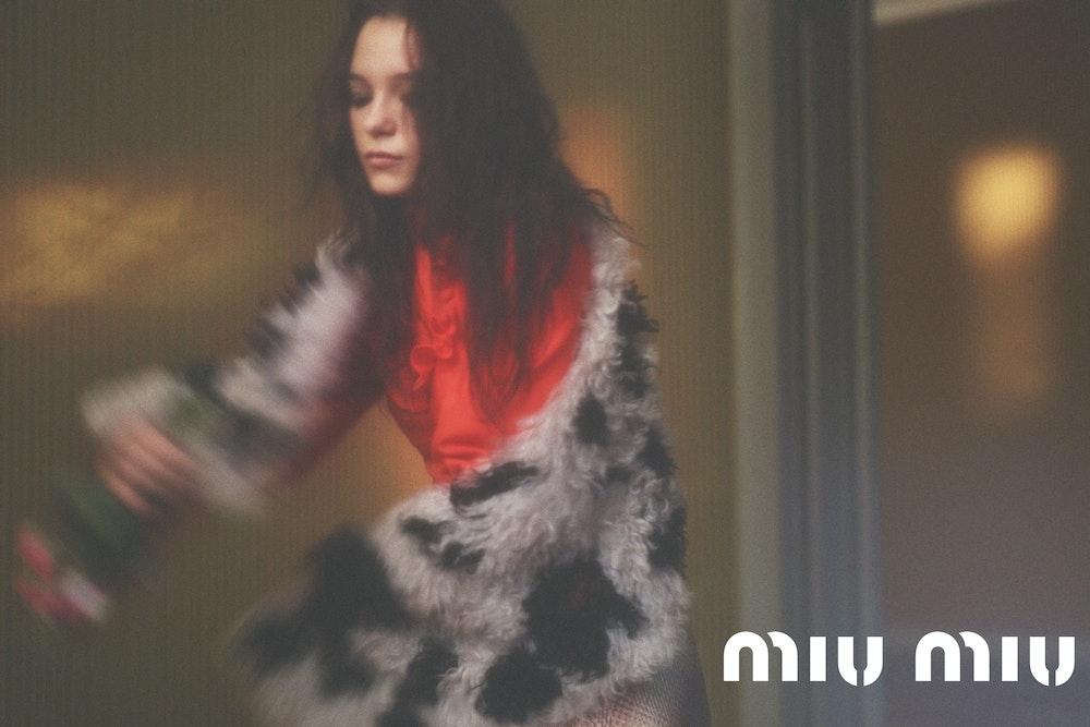 Miu Miu Pre-Fall 2020, Stylist: Katie Grand