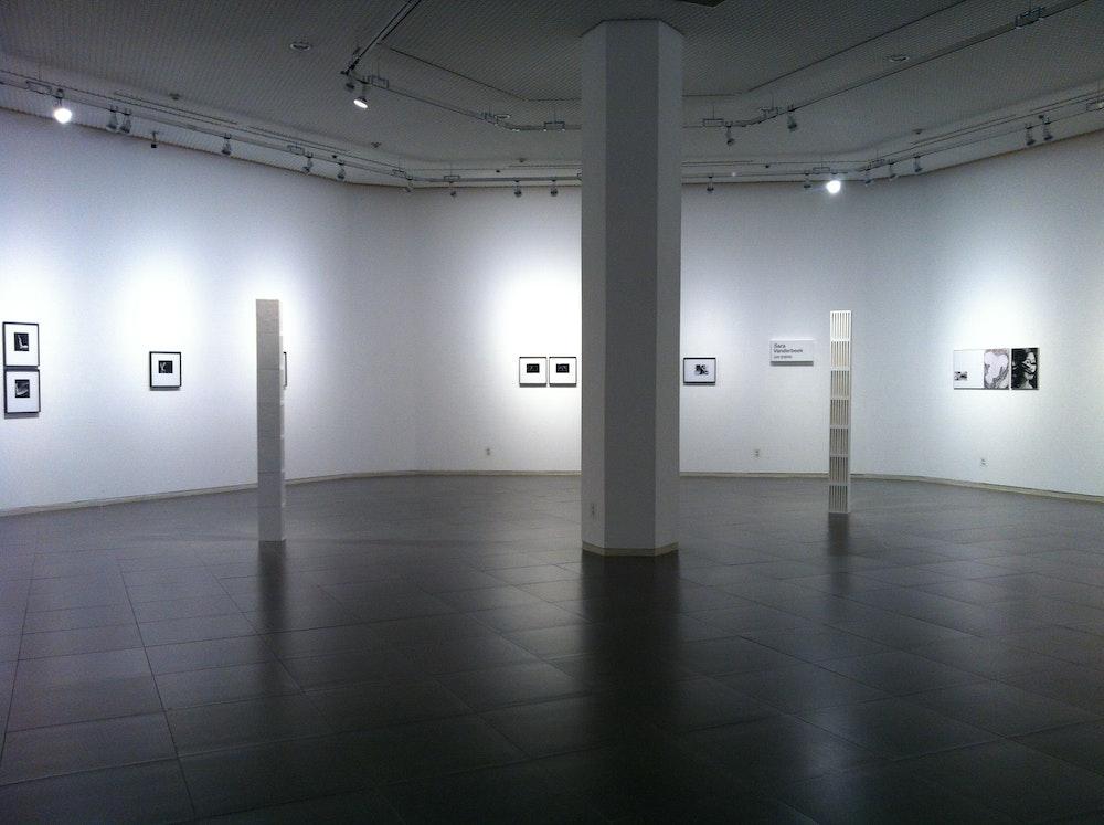 <i>Photography Is Magic!</i> installation (Sara VanDerBeek), Daegu Photo Biennale 2012, S Korea