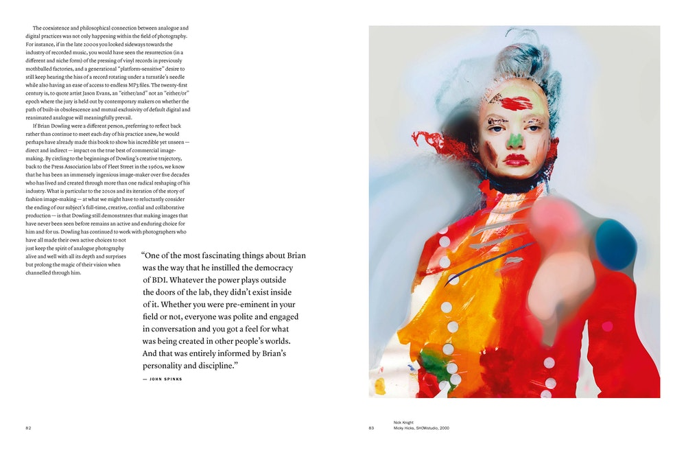Nick Knight, <i>Fashion Image Revolution</i> (2018)