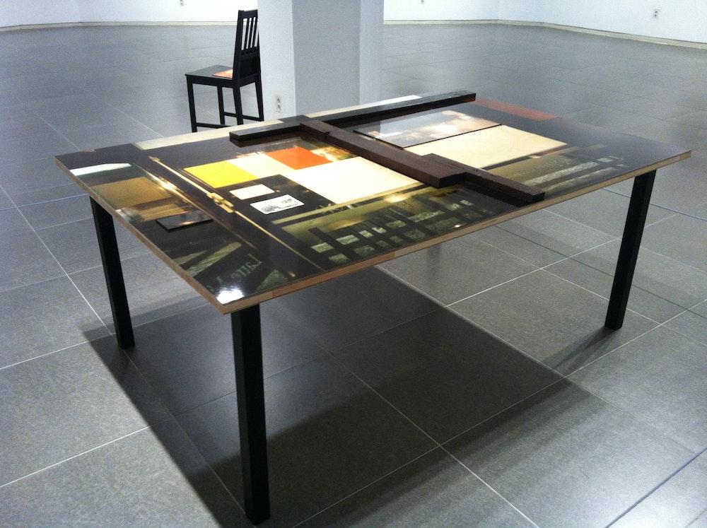 <i>Photography Is Magic! </i>installation (Yuki Kimura), Daegu Photo Biennale 2012, S Korea