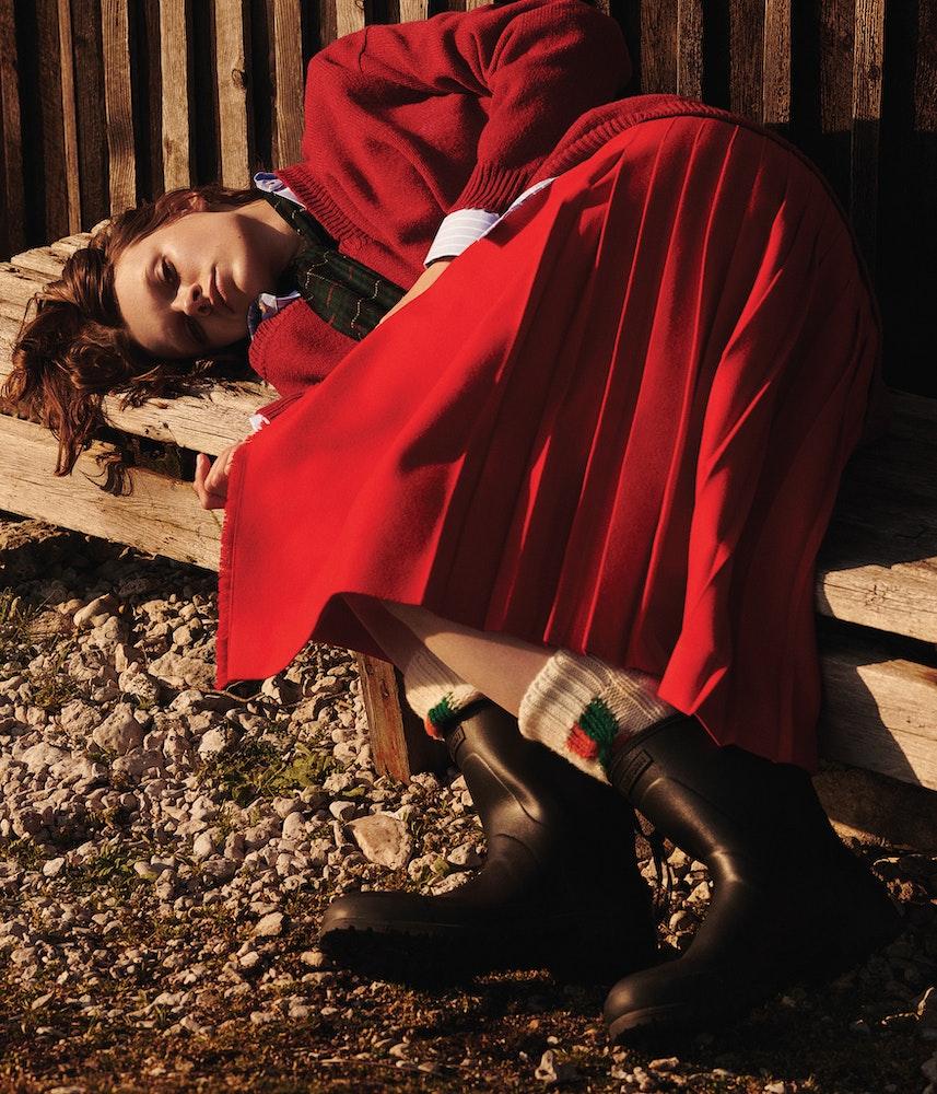 WSJ Magazine, Stylist: Jacob K.
