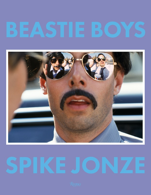 Cover image for project titled Beastie Boys, by Spike Jonze