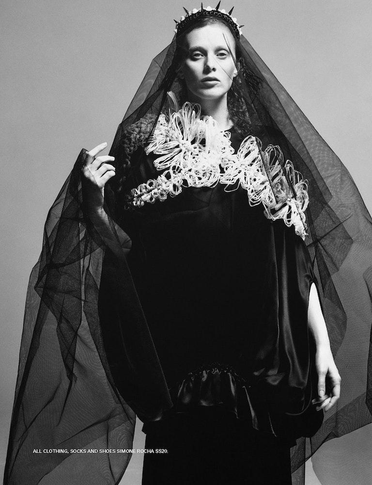 I-D Magazine, Stylist: Malina Joseph Gilchrist.