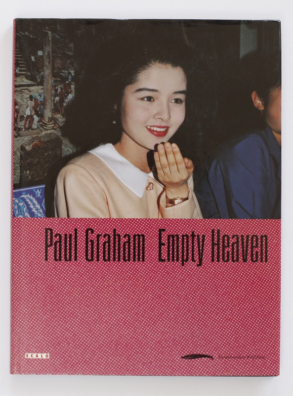 Cover image for project titled Empty Heaven