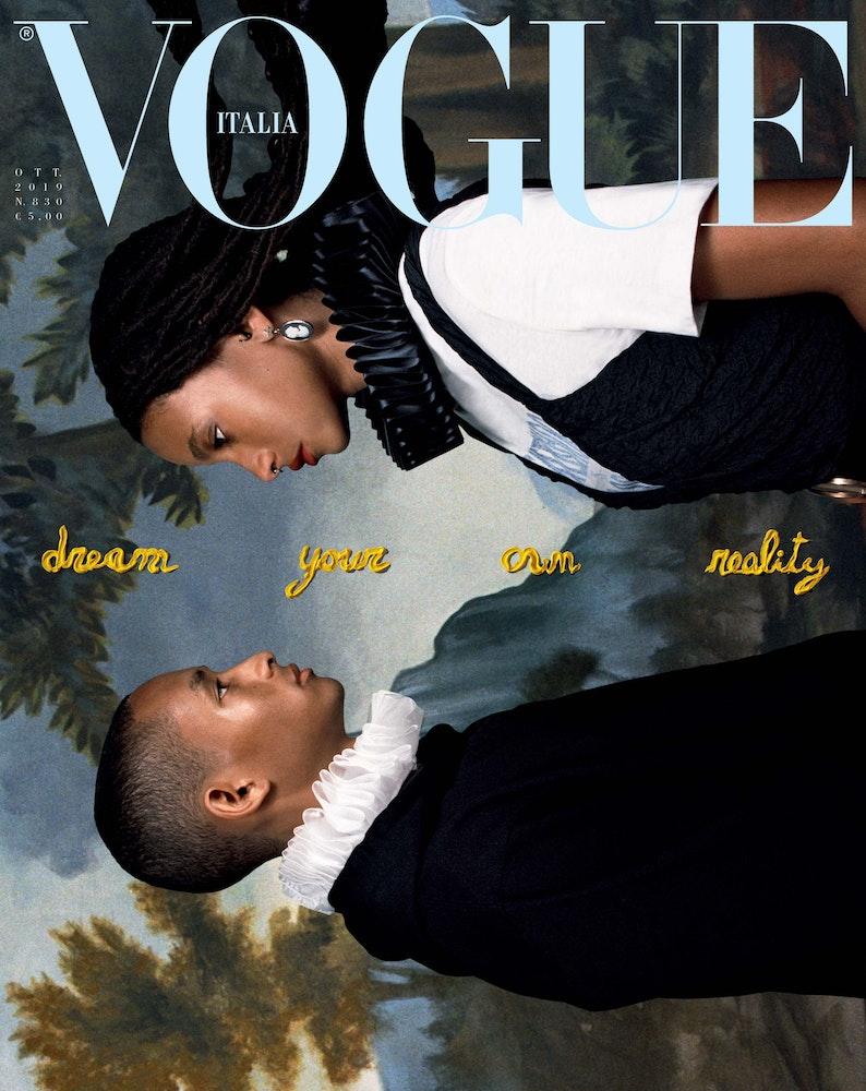<i>Vogue Italia</i>, October 2019