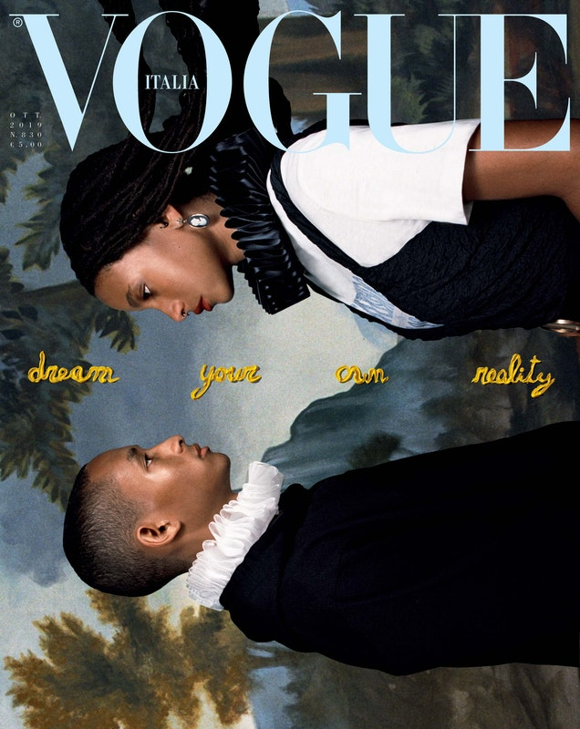 Cover image for project titled Vogue Italia