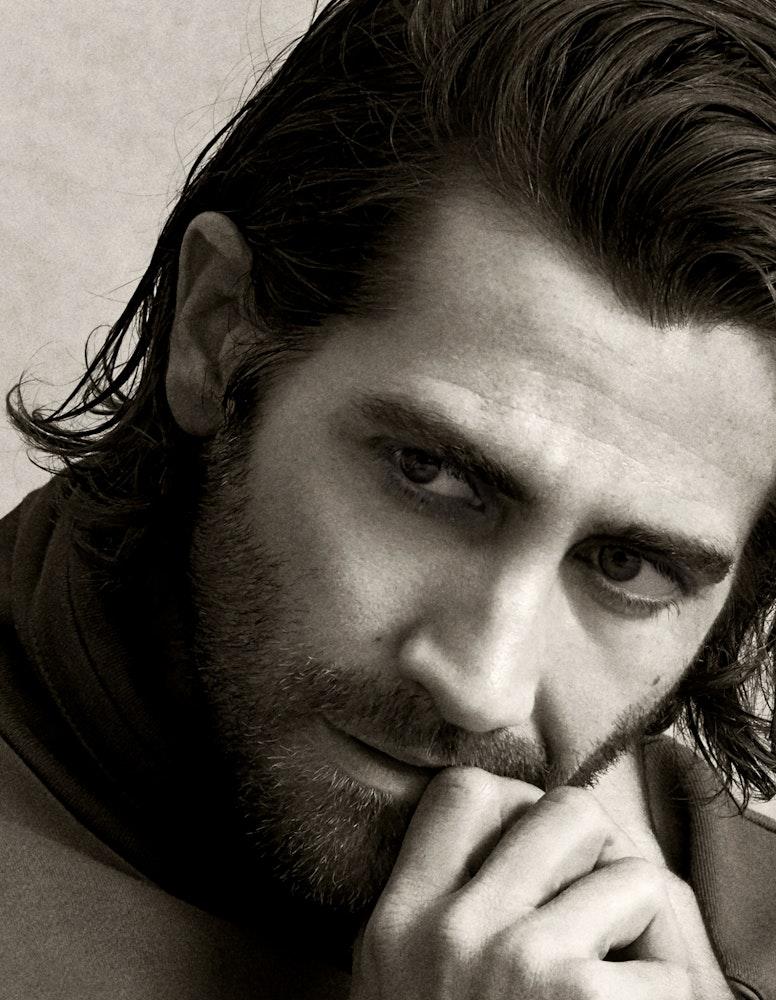 British Vogue, Jake Gyllenhaal, Styled by Jack Borkett, 2020.