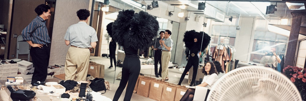 The Isaac Mizrahi Pictures, New York City 1989-1993