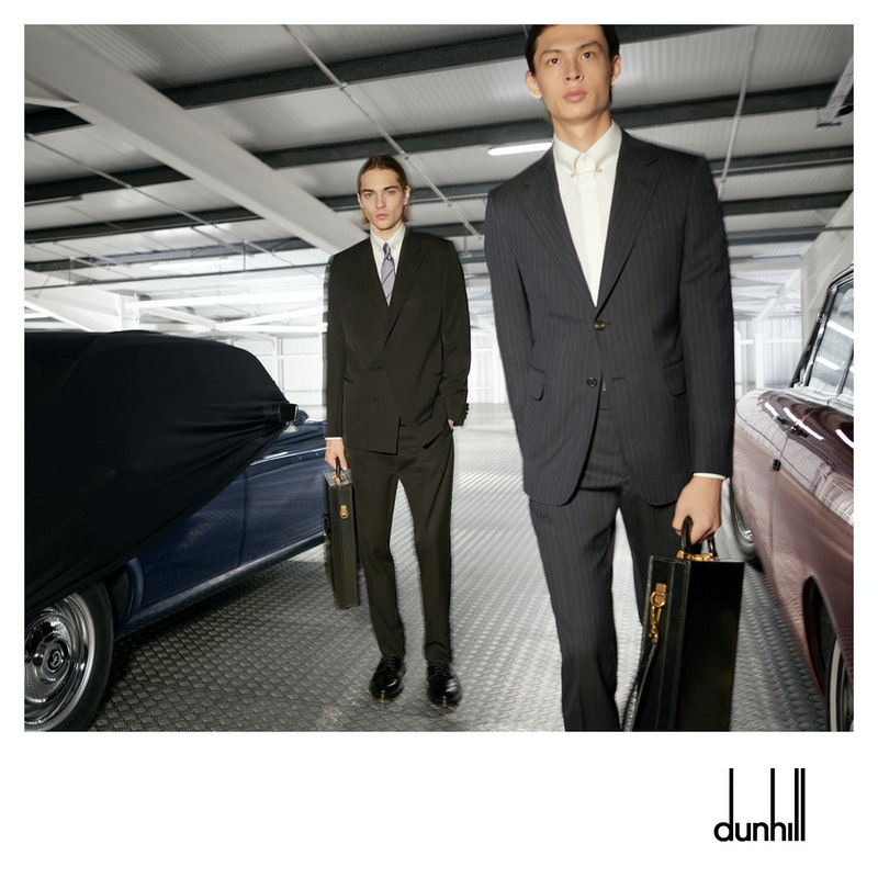 Cover image for project titled Dunhill, Spring Summer. 2020.