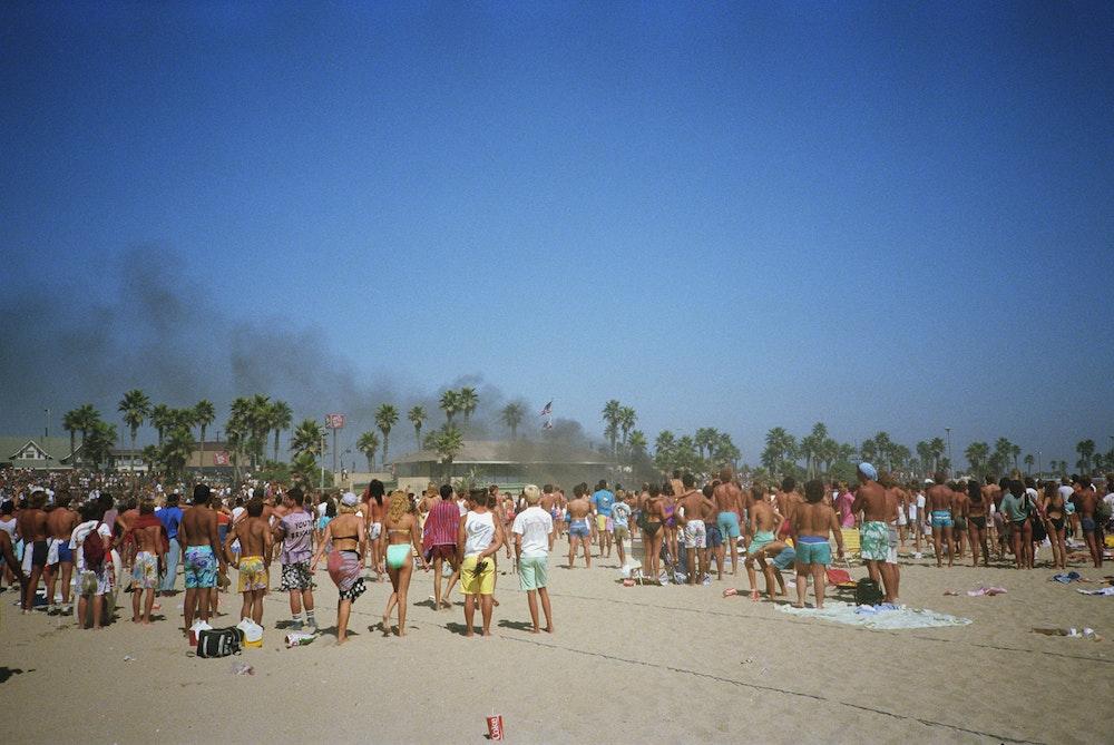 Surf Riot (1986)